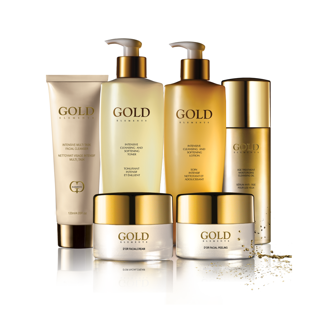 Yadley Gold Set