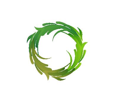 vector_alphabet_o_green_logo